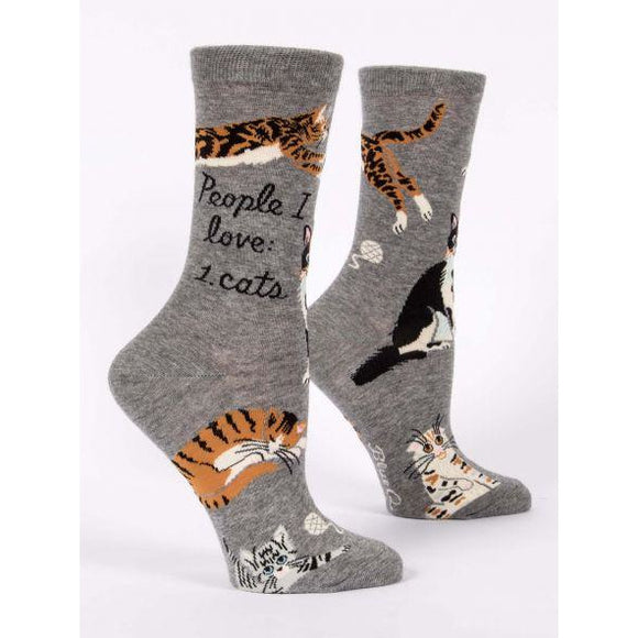 People I love: Cats socks - Smockingbird's