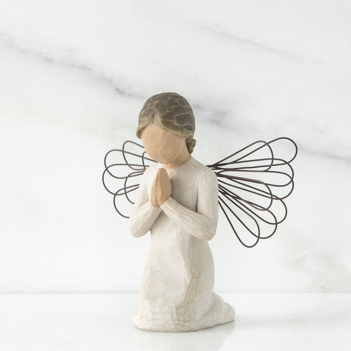 Willow Tree® Angel of Prayer - Smockingbird's Unique Gifts & Accessories,  LLC