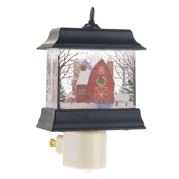 Farm Shimmer Lantern Night Light - Smockingbird's