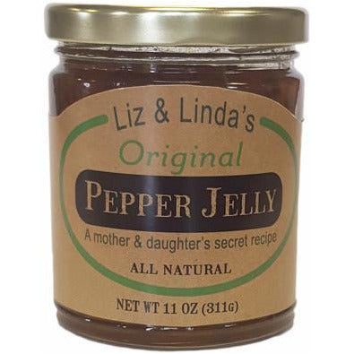Liz and Linda's Original Pepper Jelly - Smockingbird's