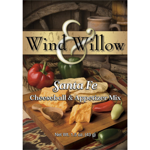 Santa Fe Cheeseball & Appetizer Mix - Smockingbird's Unique gifts & accessories