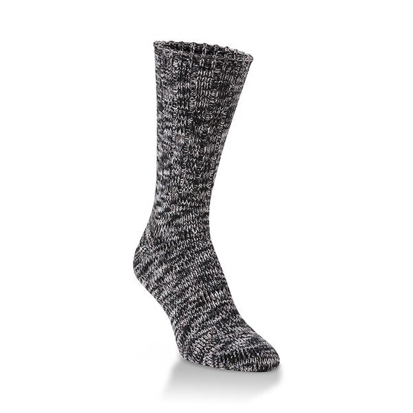 World's Softest Ragg Crew Nightfall Socks - Smockingbird's