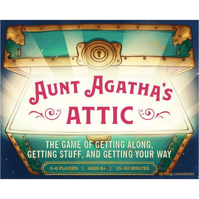 Aunt Agatha's Attic Game - Smockingbird's