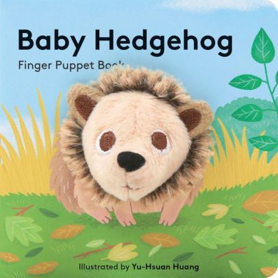 baby hedgehog puppet book - Smockingbird's Fulton, MO