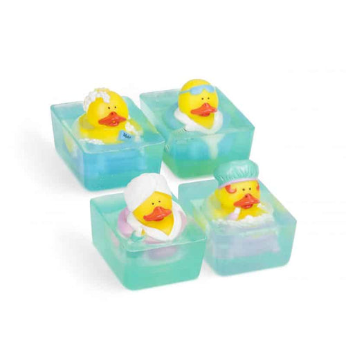 Bathtub Duck Toy Soap - Smockingbird's