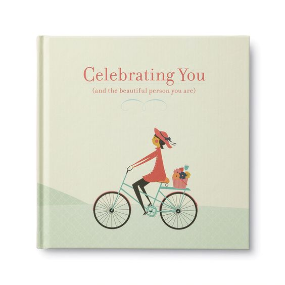 Celebrating you and the beautiful person you are Book - Smockingbird's