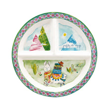 Load image into Gallery viewer, Enjoy the Journey Melamine Divided Dish - Smockingbird's