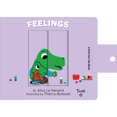 Feelings Board Book -Smockingbird's