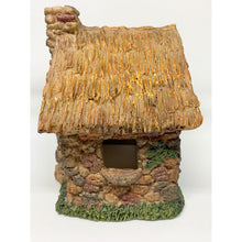 Load image into Gallery viewer, Fairy Garden Thatched Roof House