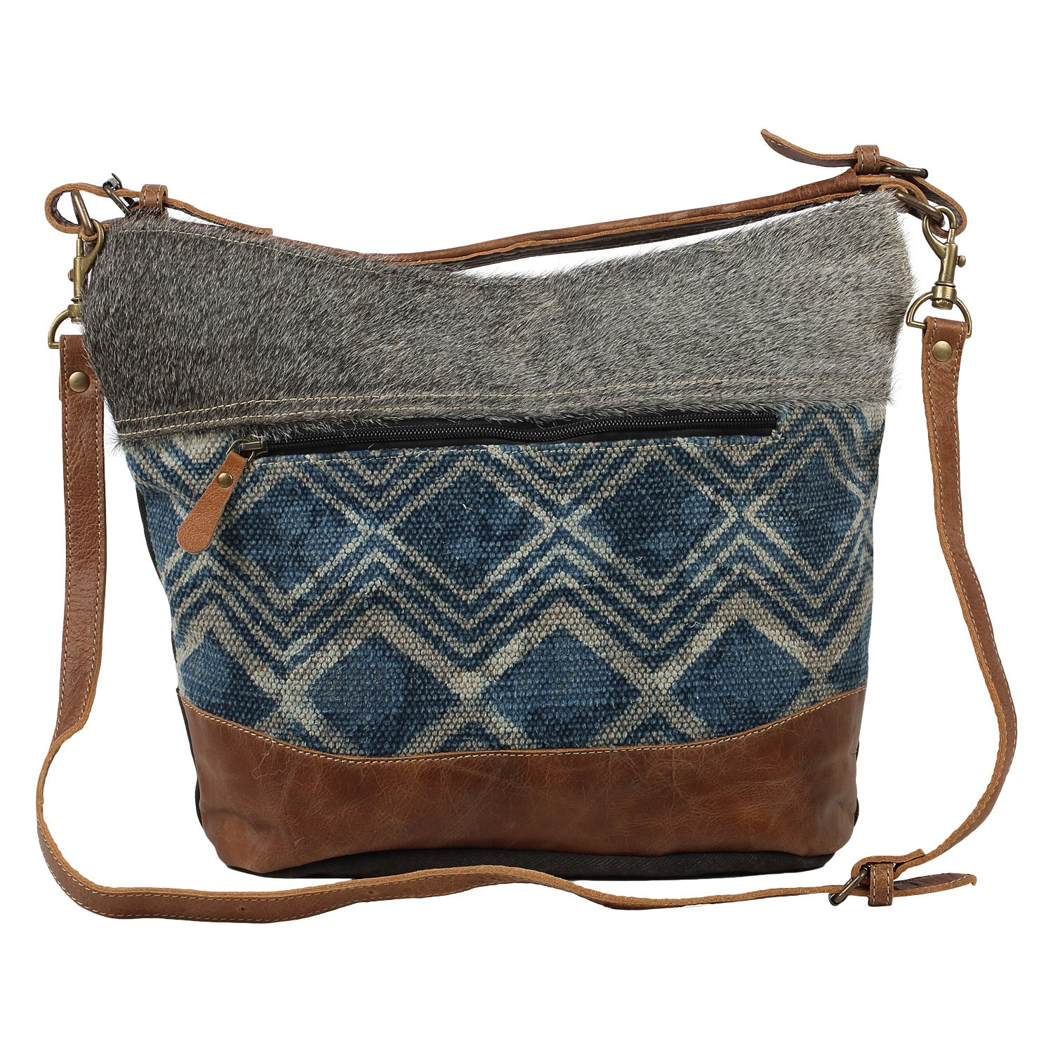 Mid Town Tide Shoulder Bag