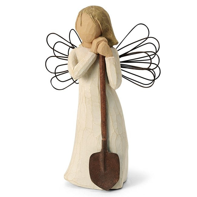 Willow Tree® Angel of the Garden - Smockingbird's Unique Gifts & Accessories,  LLC
