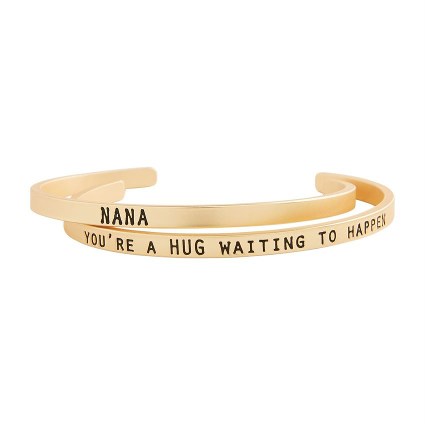 Mud Pie Nana Bangle Bracelet Set - Smockingbird's