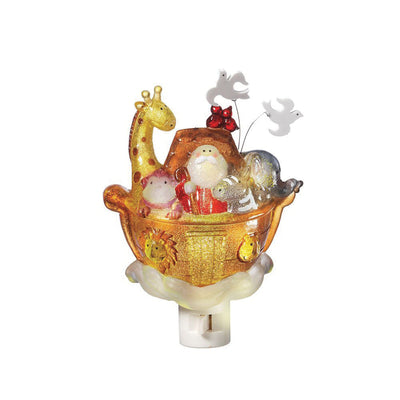 Noah's Ark Night Light - Smockingbird's