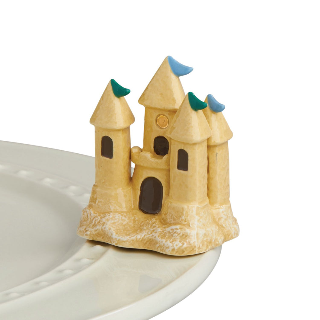 Nora Fleming St, Jude's Magical Castle Mini - Smockingbird's