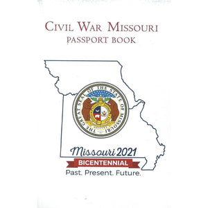 Civil War Missouri Passport Book
