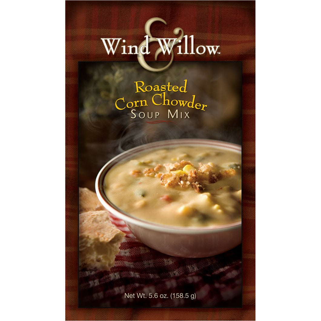 Roasted Corn Chowder Soup Mix - Smockingbird's
