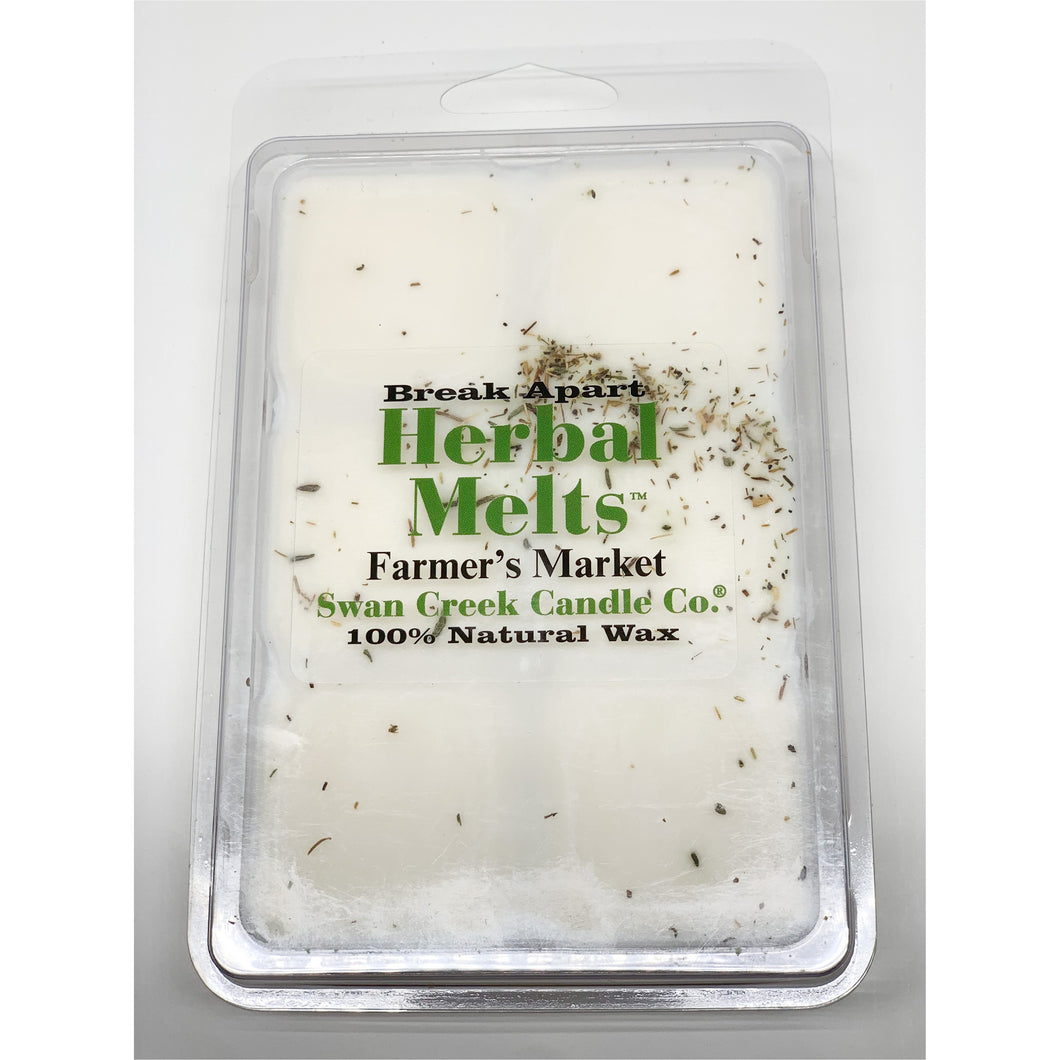 Swan Creek Farmers Market Herbal Melts - Smockingbird's