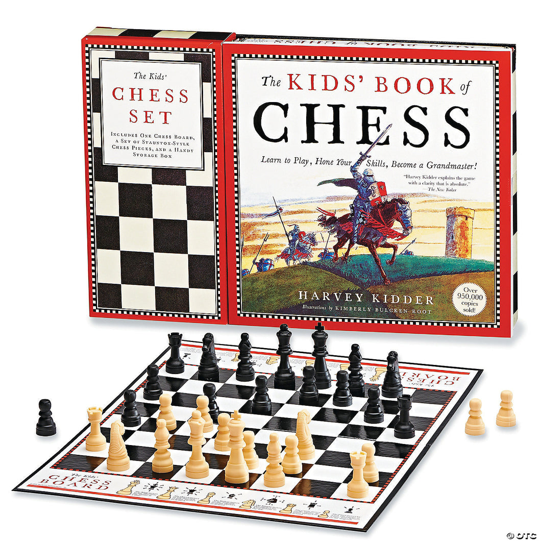 The Kids Book of Chess - Smockingbird's