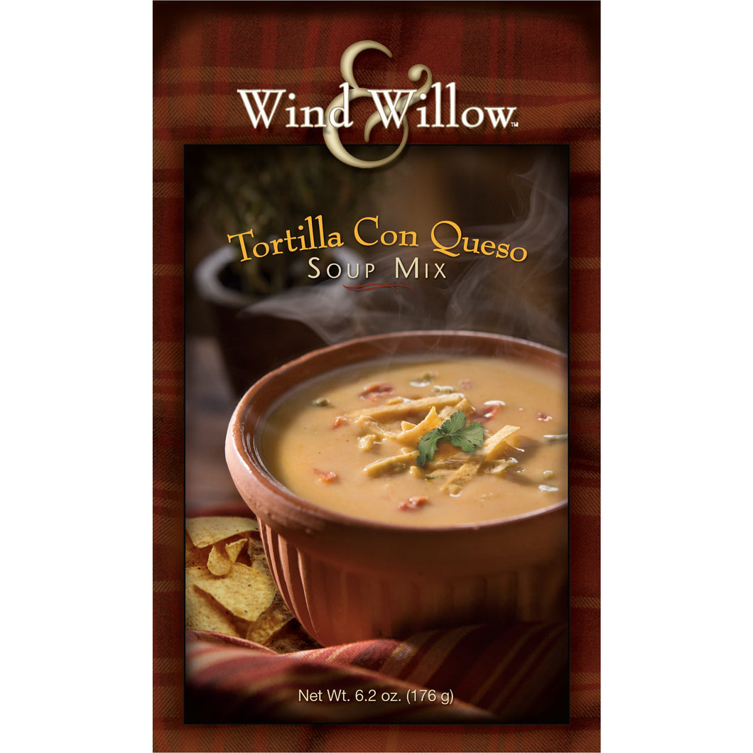 Tortilla Con Queso Soup Mix - Smockingbird's