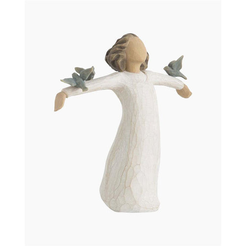 Willow Tree® Happiness Figure - Smockingbird's Unique Gifts & Accessories,  LLC