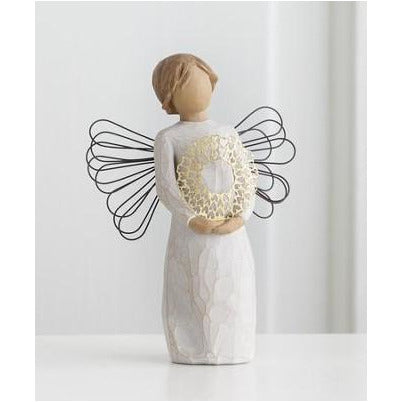 Willow Tree® Sweetheart Angel Figure - Smockingbird's Unique Gifts & Accessories,  LLC