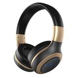 ZEALOT B20 3D Sound Noise Canceling AUX Line-in Wireless Bluetooth Headphone Headset With Mic