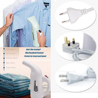 110V 220V New Mini Steam Iron Handheld dry Cleaning Brush Clothes
