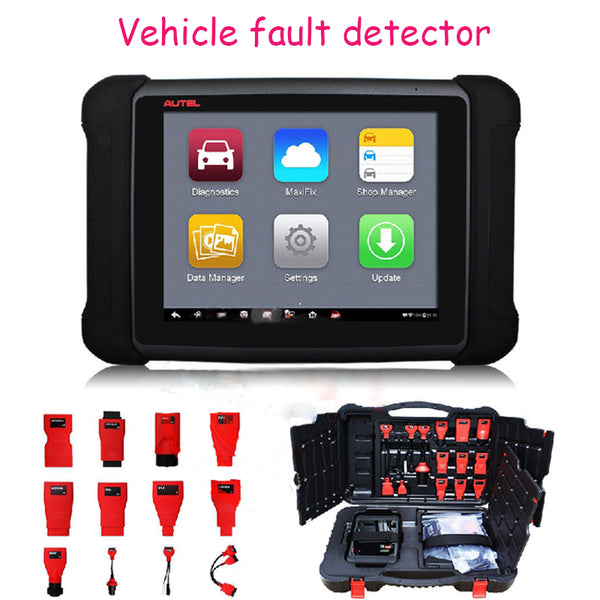 Autel MaxiSys Auto Diagnostic Scanner MS906 Car Fault Detector Wireless Car Diagnostic Tool With English Manual