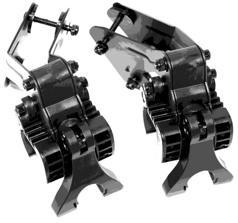 Club Booster Bracket for Big Max Carts