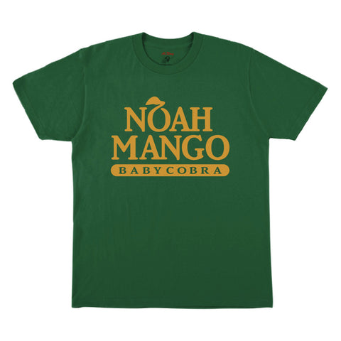 Noah Mango Tee (Forest Green)