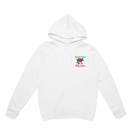 JUNGLE ASIAN HOODIE (WHITE)