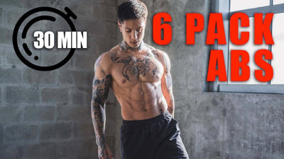 Complete 30 Min ABS Workout | Follow Along