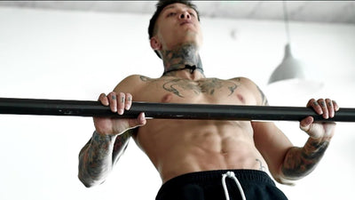 How To Do Your First Pull Up & Increase Your Reps