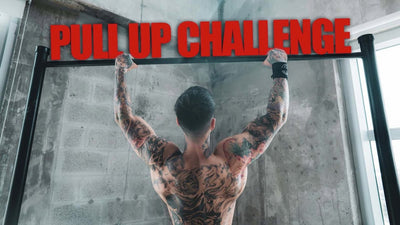 Pull Up Challenge | Can You Beat It?