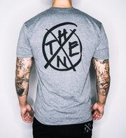 Thenx Grey Graffiti Tee's