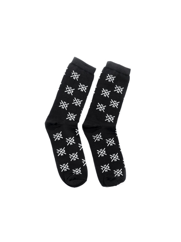 Thenx Black Socks