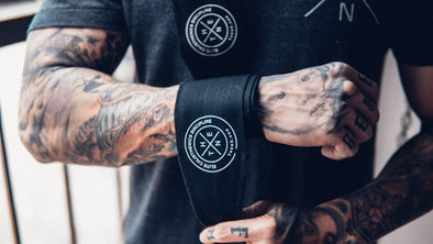 Thenx Wrist Wraps