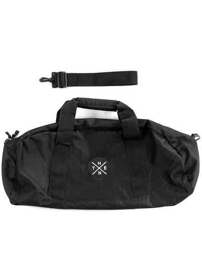 Thenx Duffle Bag - Black