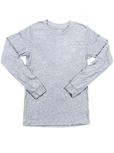 Thenx Deep Heather Long Sleeve