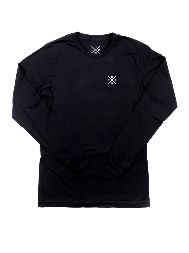 Thenx Black Long Sleeve