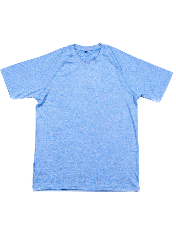 Thenx  Premium Athletic Blue T-Shirt