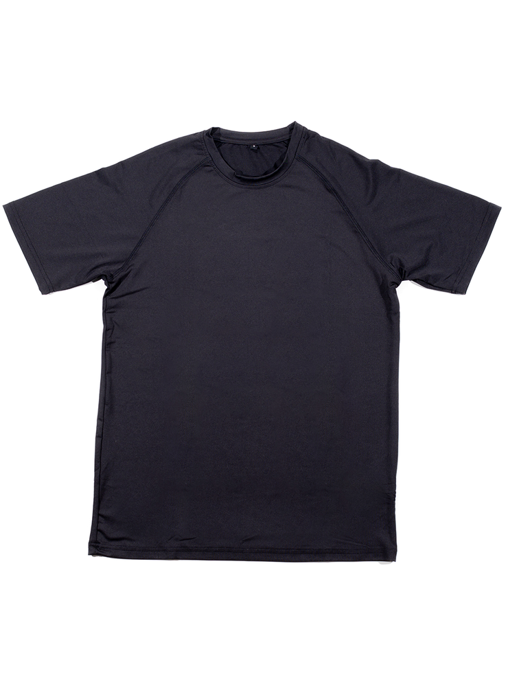 Thenx Premium Athletic Black T-Shirt