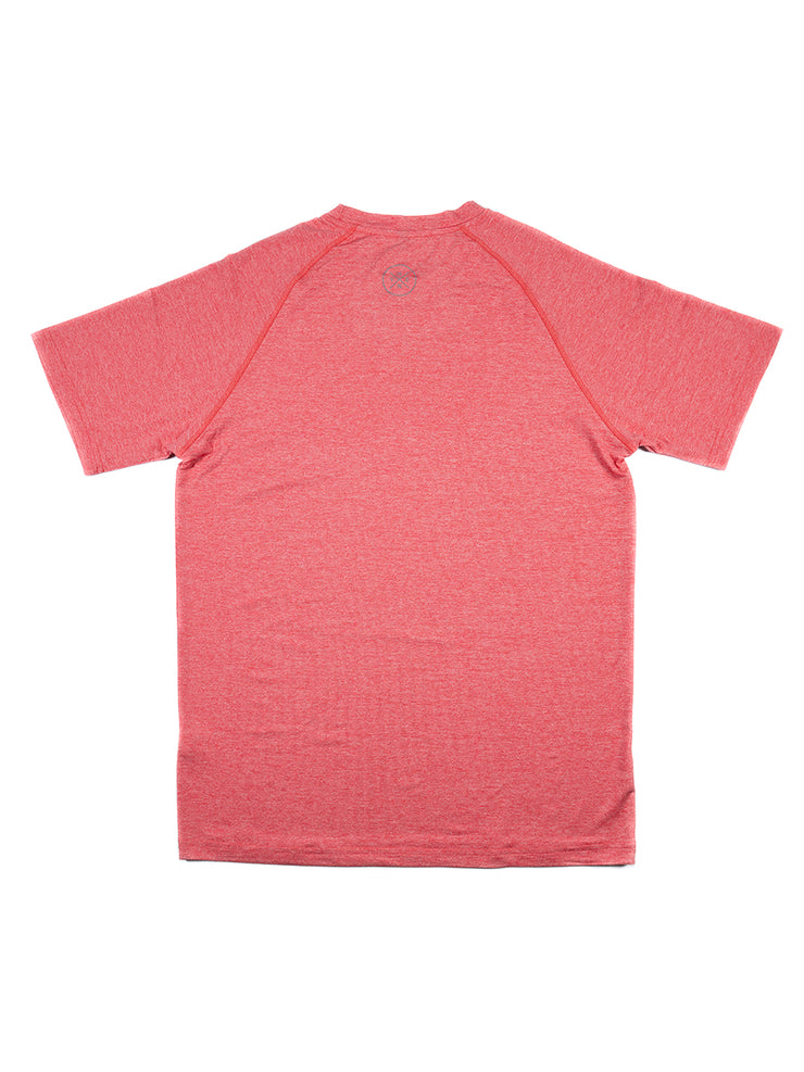 Thenx Premium Athletic XO Tee - Red