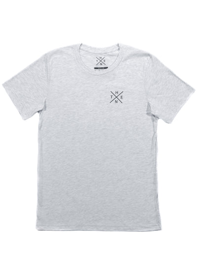 Thenx White Tees (X Logo)