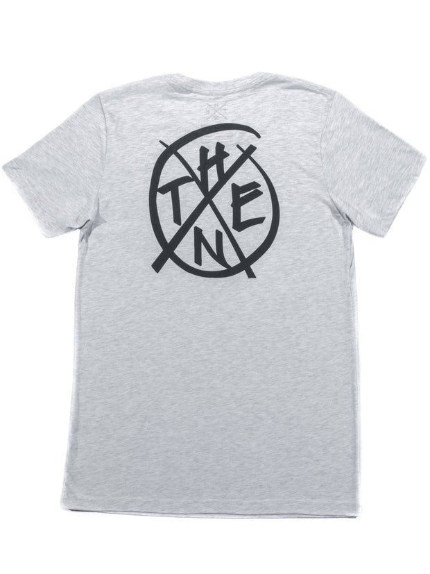 Thenx white Graffiti Tee's