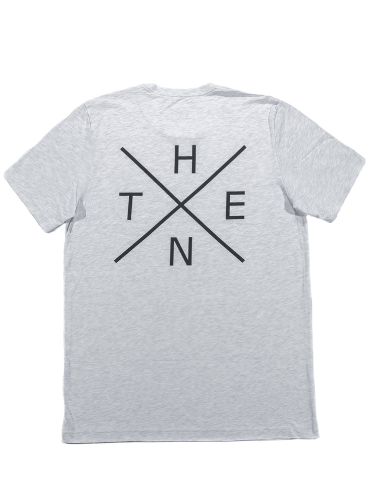 THENX WHITE TEES (XX LOGO)