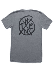 Thenx Grey Graffitti Tee's