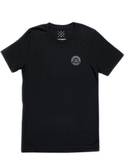 Thenx Black Tee's (O Logo)