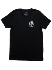 Thenx Black Graffiti Tee's