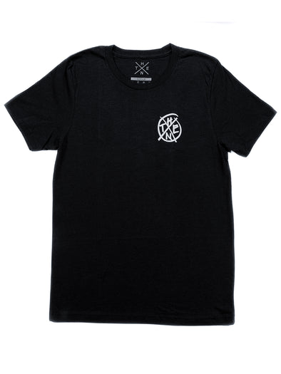 Thenx Black Graffitti Tee's